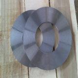 Metal que corta a faca com chanfradura e Keyway