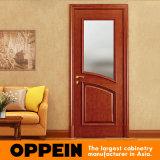 Porte classique normale en bois de cerise d'Oppein E0