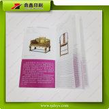 Impresión del libro del compartimiento/surtidor colorido 49 del libro de la impresión