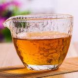 Taza respetuosa del medio ambiente del vidrio cristalino de taza del jugo de la taza de cerveza del vidrio de Borosilicate de la característica