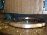 Bride durable d'acier du carbone de pièce forgéee de Customed