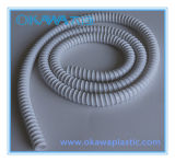 PVC flexible Ribbed Hose avec Customized Size