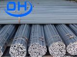 HRB400 Steel Rebar, Deformed Steel Bar, Iron Rods para Construction