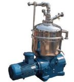 Centrífuga para separar el aceite de las tres fases