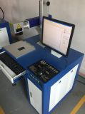 máquina del grabador del laser de la fibra 20W para el producto del material del metal