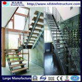 Tipo claro edifícios industriais do armazém da construção de aço do projeto da construção