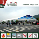 Großer Aluminiumausstellung-Zelt-Entwurf des spant-40X60m für Verkauf