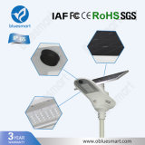 Indicatore luminoso di via solare Integrated dell'alluminio durevole di prezzi di fabbrica