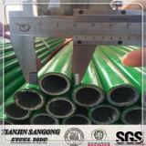 Tubo di ESD/fornitore magri rivestiti di plastica neri del tubo
