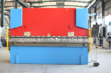 강철판 구부리기를 위한 Wc67y-300t4000 수압기 브레이크