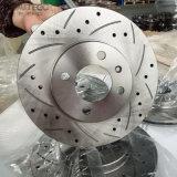 シボレーまたは大宇のための自動予備品のディスクブレーキの回転子96549782