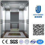 Лифт резиденции домашний с приводом AC Vvvf беззубчатым (RLS-216)