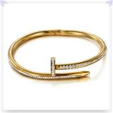 De Armband van het Roestvrij staal van de Juwelen van het Kristal van de Juwelen van de manier (BR962)