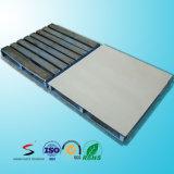 Almofada ondulada Recyclable da camada dos PP da almofada plástica contínua da camada