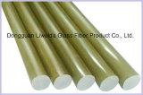 Anti-Aging FRPエポキシの固体棒のガラス繊維エポキシの棒