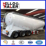 De bulk Semi Aanhangwagen van de Tank van het Poeder van de Kalk van het Cement voor Vervoer