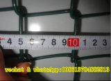 Загородка ячеистой сети звена цепи PVC безопасности Coated
