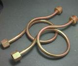 Tubo de acero del almacenador intermediaro del calibrador de presión