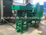 Piccolo Mobile Stone Jaw Crusher con Diesel Engine