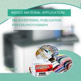 デジタルラベルおよびカタログのための印刷できる写真のペーパー原料