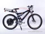 이중 운전사 마술 파이 3! 48V 3000W Electric Bike! The World에 있는 Fastest Electric Bicycle! 황금 모터 상표 E 자전거!