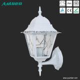 Vier Leitungskabel-Glas herauf Garten-Licht mit Cer-Bescheinigung
