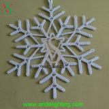 Décoration de Noël de Hotsell de lumière de flocon de neige de vacances