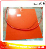 подогреватель силиконовой резины кровати принтера 298*596*1.5mm 240V 1500W 3D Heated