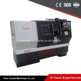 Chinese Prijs 4 CNC van de Klem van de Kaak CNC van de Draaibank het Draaien Machine (CK6150T)