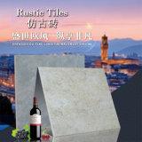 en el azulejo de suelo rústico del granito de mármol disponible de las existencias de la venta