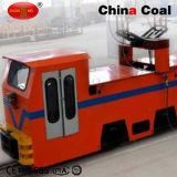 Locomotivas Diesel à prova de explosões de mineração subterrânea de Ccg de carvão de China