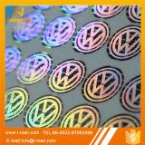 Ярлык лазера таможни Anti-Counterfeit голографический