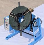 O Ce certificou a tabela Rotatory HD-100 da soldadura (centro através do furo 140mm) com centro através do mandril do furo 170mm