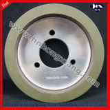 Resin silencioso Bond Diamond Wheel para Glass Grinding