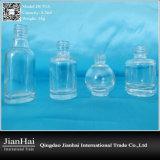 Bottiglia di vetro del silice della bottiglia del polacco di chiodo alta