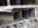 Tubo quadrato saldato dell'acciaio inossidabile di alta qualità ASTM-A554