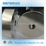 Магнит кольца магнита неодимия Customzied изготовления сильный мощный