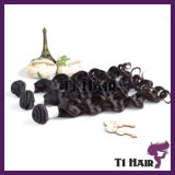 Lace Closure를 가진 Virgin Hair Bundles