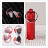 Общ используйте Earplug предохранения от уха силикона каркасный звукоизоляционный