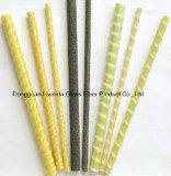 Более высокий материал эпоксидной смолы Rebar резьбы стеклоткани GRP FRP прочности