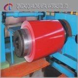 O zinco de Dx52D revestiu a bobina de aço galvanizada Prepainted PPGI