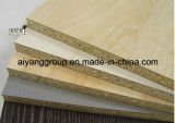 Mélamine Particle Board/Chipboard avec PVC Edge Banding