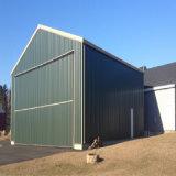 Entrepôt préfabriqué de structure métallique avec la conformité de la CE