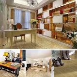 Mattonelle di pavimentazione di ceramica lustrate rustiche della porcellana di colore di legno