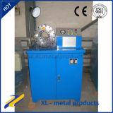 Hochdruckschlauch-quetschverbindenwerkzeugmaschinen-automatischer hydraulischer Schlauch-quetschverbindenmaschine