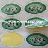 Zj800ts automático de etiquetas / cartón / cartón / papel acanalado de la cama plana troqueladora Fabricante