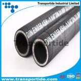 Hydraulischer Rohr-Hochdruckschlauch SAE-4sp/4sh