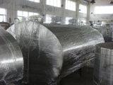 Massenmilch-kühlendes Becken des Edelstahl-4000L