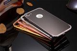caixa do metal do chapeamento 24k para o iPhone (7 6s positivos mais)
