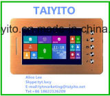 La Cina Tianjin Taiyito Costruire-in Memory Video Door Bell per Villas/Buildings